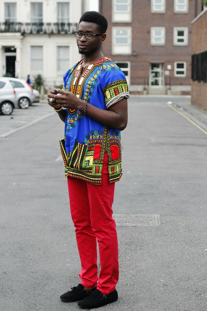 men's dashiki shirt, men's african print shirt