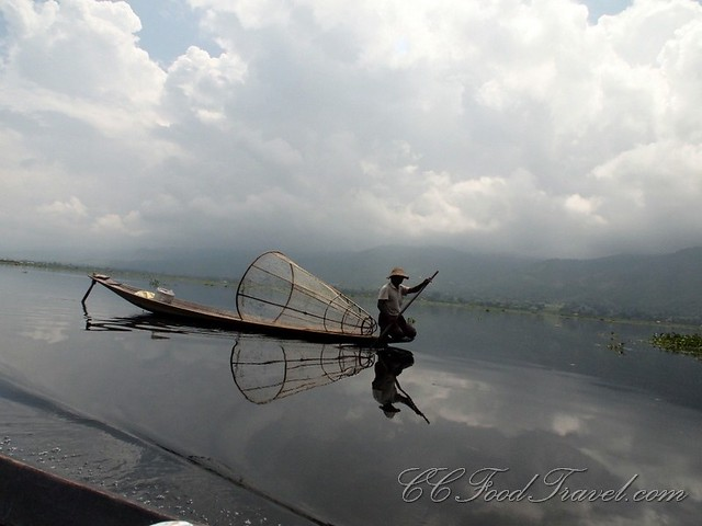 Fisherman on Inle