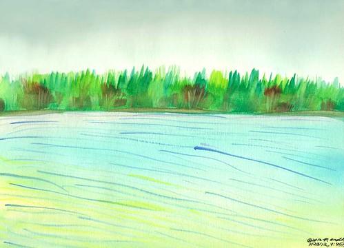9.25.12 - Late September Lake