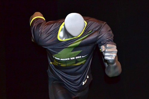Playera de la carrera Nike We Run Mexico 2012