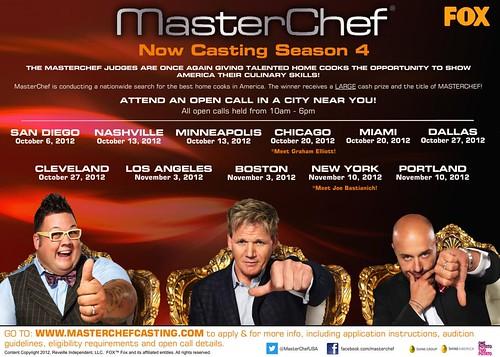 Master Chef Los Angeles