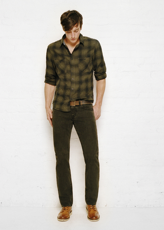 Ryan Curry0101_AG Jeans Fall 2012 Lookbook
