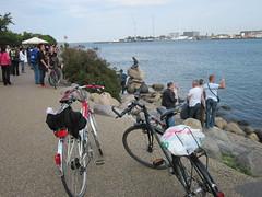 Bicycle tour to Copenhagen 2012