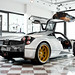 Zonda R rims on a Huayra! by Keno Zache