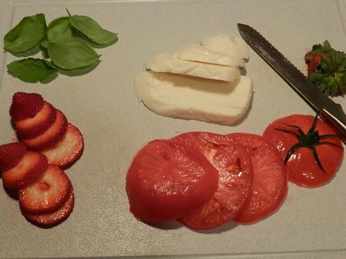 Tomato-Basil-Mozzarella