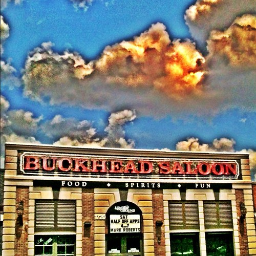 Buckhead Saloon by Greensboro NC