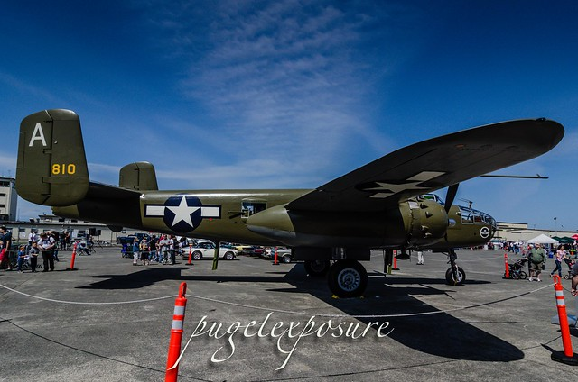 Flying Heritage Collection B-25