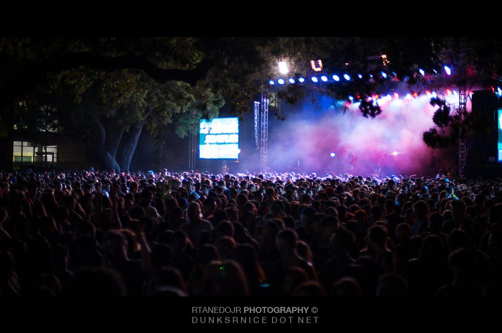 UC Riverside Block Party 2012.