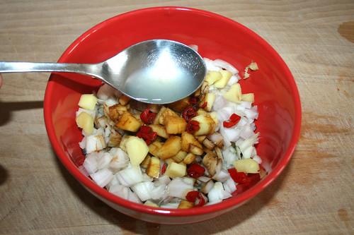 18 - Zutaten zusammenfügen / Mix ingredients