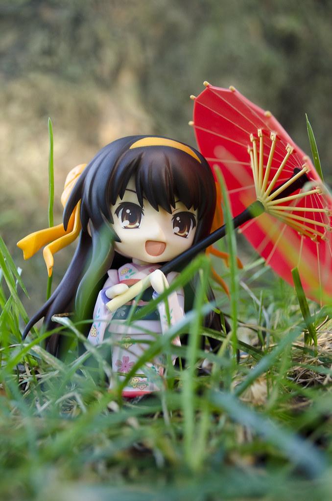 Nendoroid Haruhi