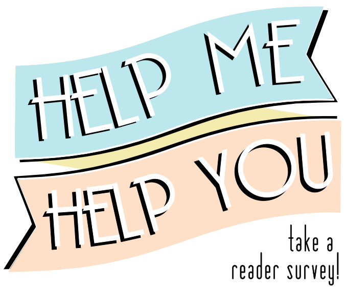 Reader Survey Graphic