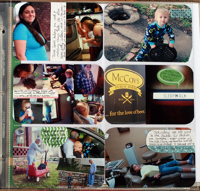 Project Life 2012 | Week 37