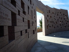 Flight 587 Memorial Wall