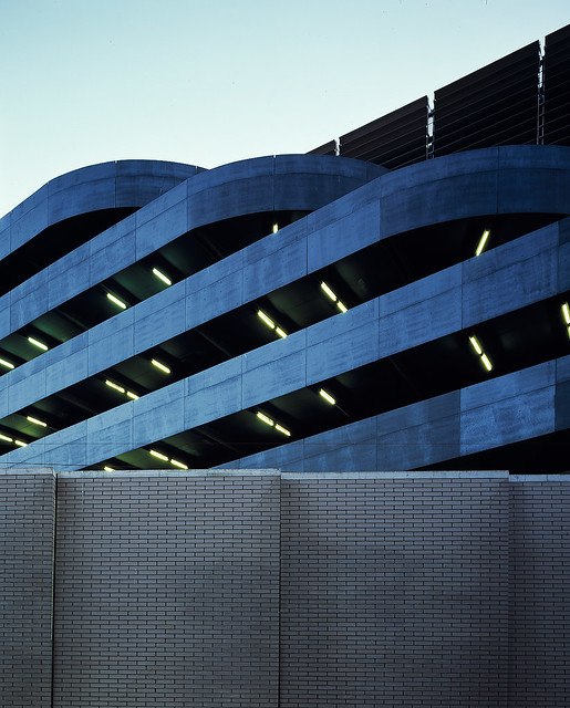 Liverpool One car park // Wilkinson Eyre