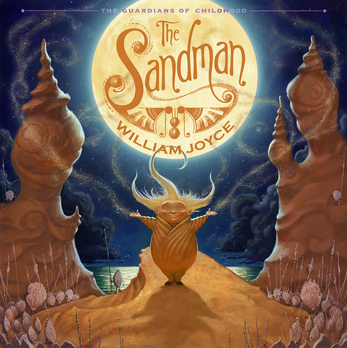 The Sandman, William Joyce by trudeau