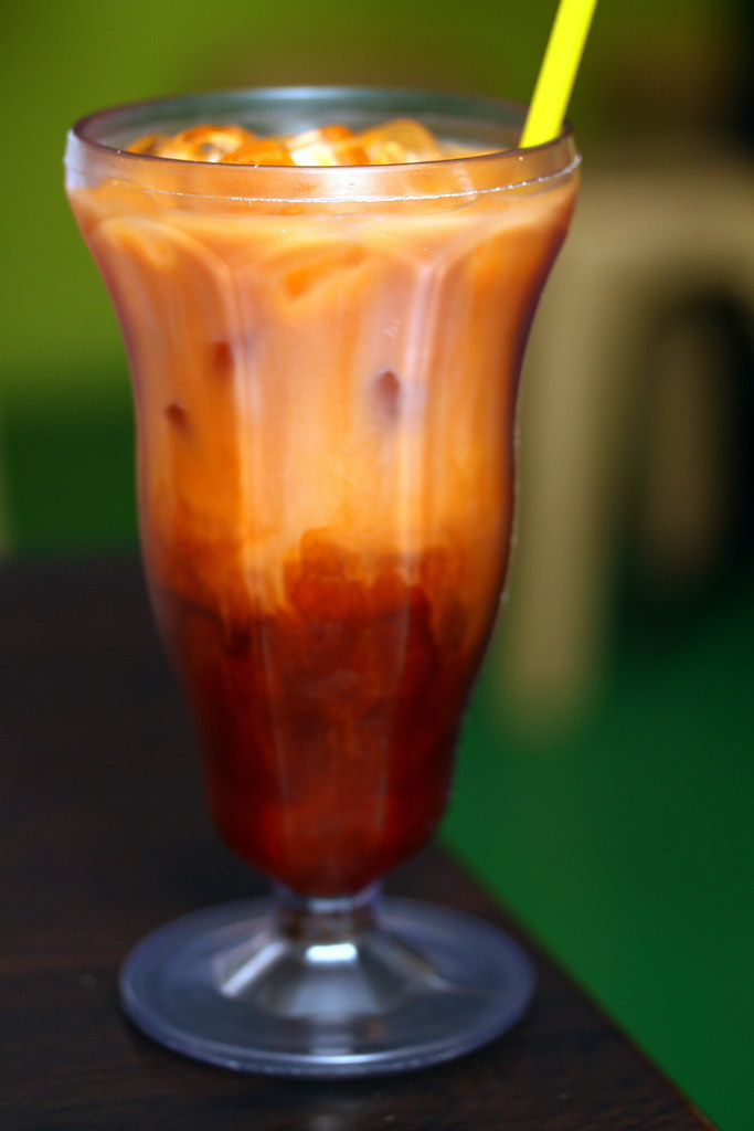 Thai Gold Food: Thai Milk Tea
