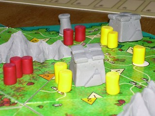 Border Reivers final prototype