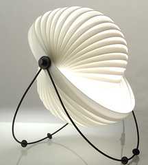 spiral(0.0), sconce(0.0), ceiling(0.0), circle(0.0), lamp(1.0), light fixture(1.0), white(1.0), lampshade(1.0), light(1.0), lighting(1.0),