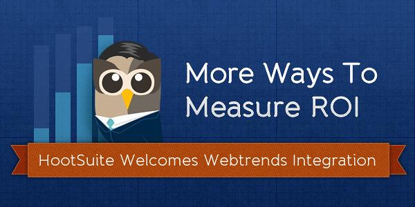 HootSuite & WebTrends