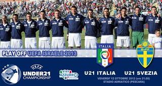 biglietti Italia - Svezia Under 21 (U21)