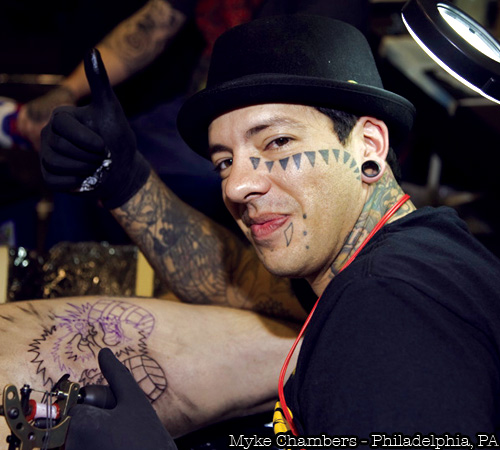 2012 Portland Tattoo Expo