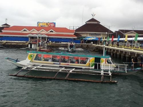 长滩(大陆)码头