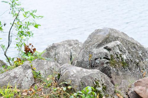 Big Rocks near the St CRoix River