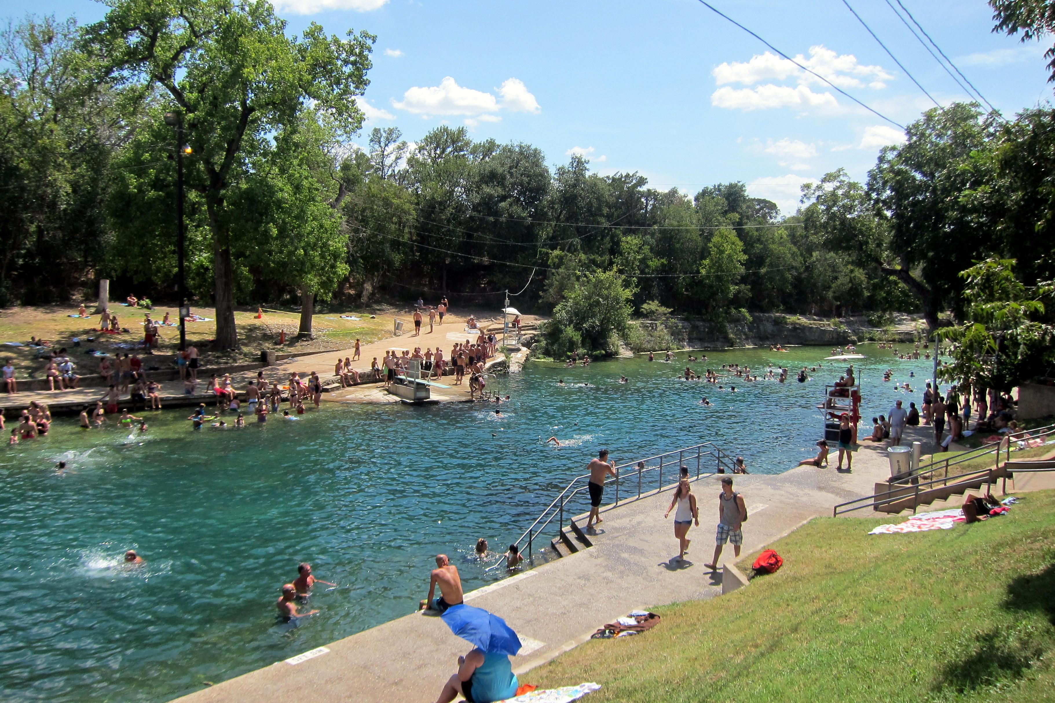 Lake Austin Texas Restaurants