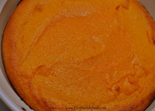 Carrot-Souffle