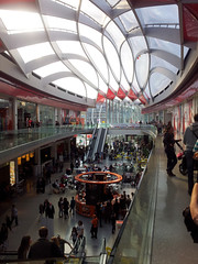 Centre commercial Mediacité