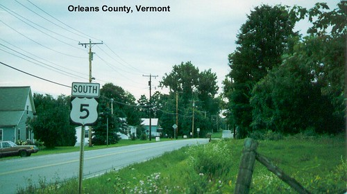 Orleans County VT