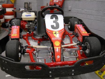 ferrari inspired go-kart | . | nacro leeds | flickr