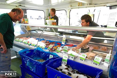 mako seafood market