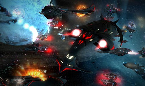 sins of a solar empire and mass effect
