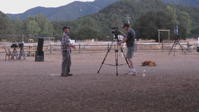 MVI_1174 SBAU Mike Chuck Edgar movie making