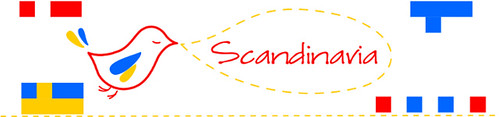 Scandinavian week on the &Stitches blog!