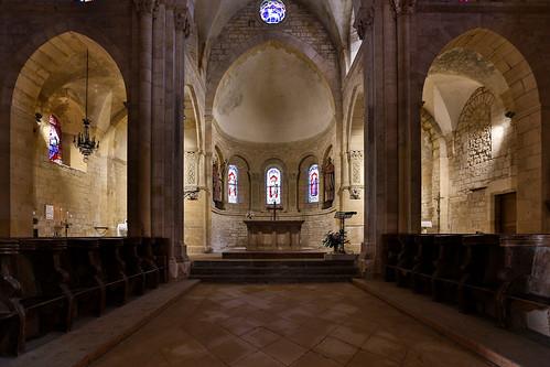 Semur-en-Brionnais Kirche