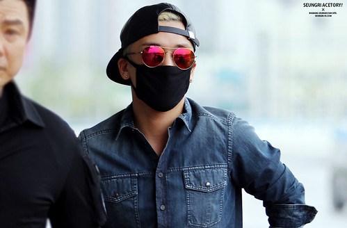Big Bang - Gimpo Airport - 07jun2015 - G-Dragon - Acetory - 05