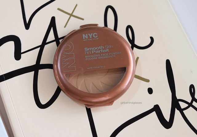 NYC Bronzing Face Powder