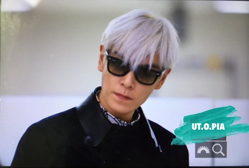 Big Bang - Gimpo Airport - 15jan2015 - TOP - Utopia - 03