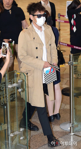 BIGBANG Gimpo Airport to Beijing PRESS 2015-06-05 009