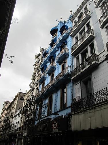 Buenos Aires: le centre-ville, à 2 pas de notre appartement