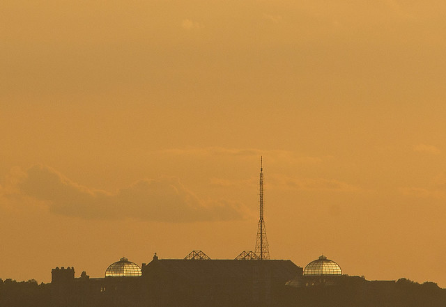 Backlit Ally Pally crop