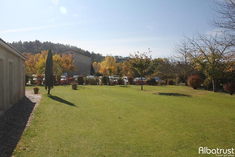 photo du golf Garden Golf de Digne-les-Bains - Parcours