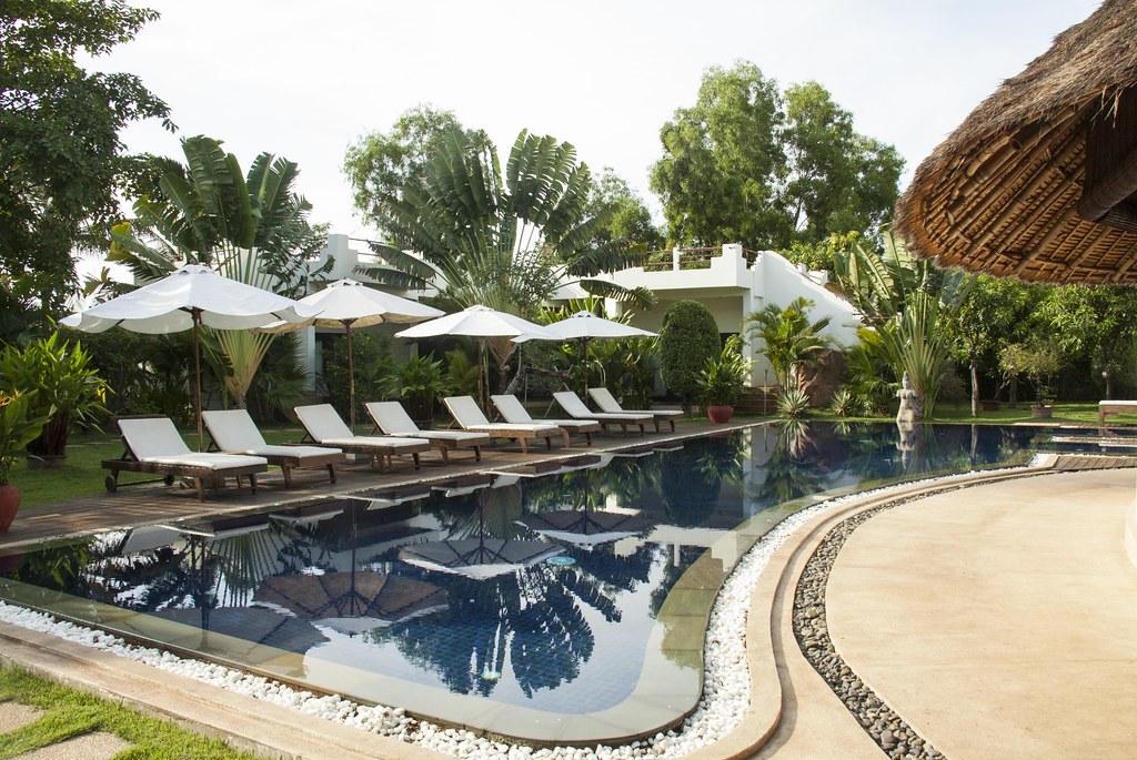 Royal Crown Hotel And Spa Krong Siem Reap Cambodia