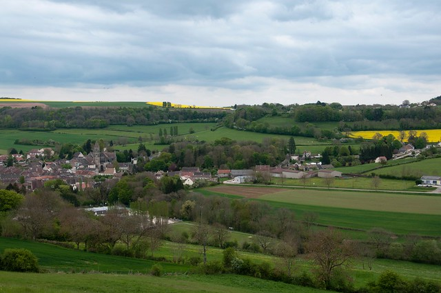 Meandering through Burgundy