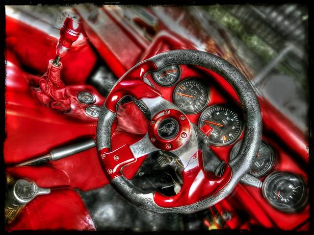 Lamborghini: Urbex :: Siam (HDR)