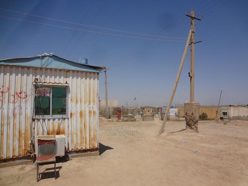 fronteira do Afeganistão