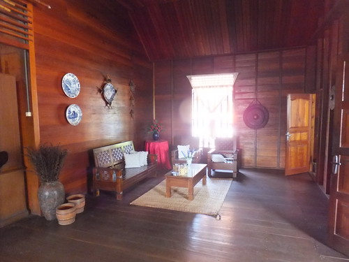 Ruang Tamu Rumah Godang
