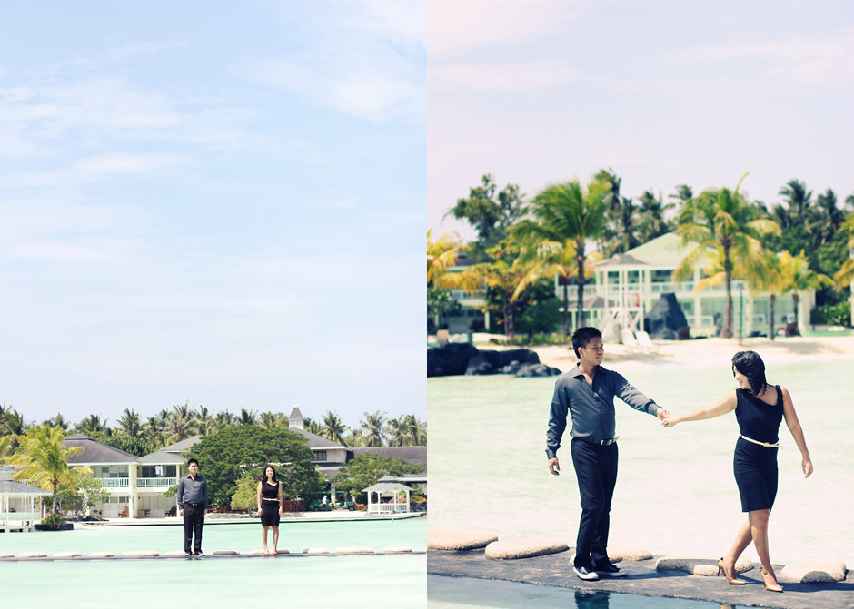 Cebu Prenup Plantation Bay Resort, Cebu E-Session Plantation Bay